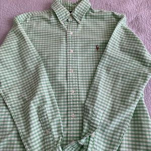 Polo by Ralph Lauren Long Sleeve Button Down